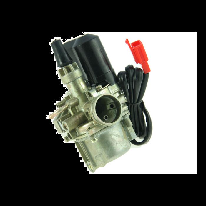 New Viva vity Carburateur Naraku 17,5/mm E de Choke pour Peugeot Looxor Vivacity Squab Buxy Elyseo Speedfight 1 Zenith 50 Trekker Speedake 2 Splinter TKR Elystar